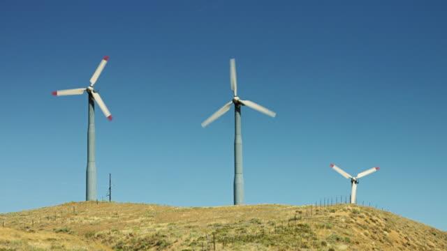 Three Small Wind Turbines video