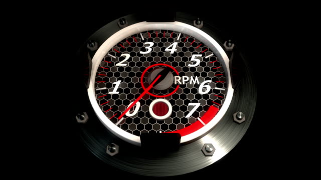 Throttle - RPM (HD) video