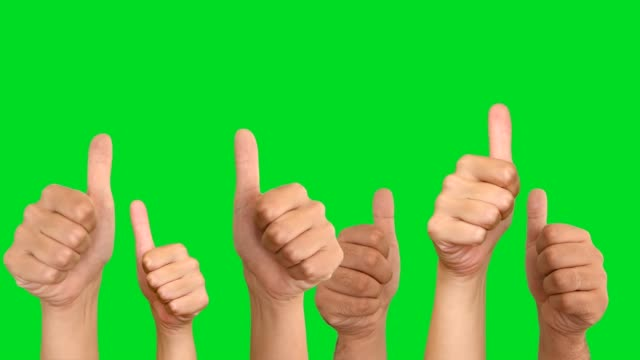 thumbs up für mag - gratulieren stock-videos und b-roll-filmmaterial