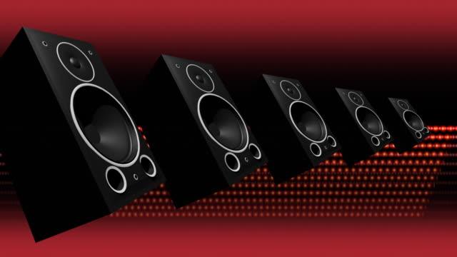 Thumping Audio Speakers video