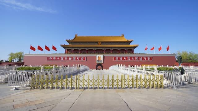 Tiananmen Tower in Beijing, China