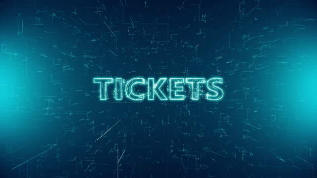 Tickets Text