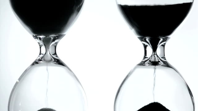 Time Concept Hourglass HD video