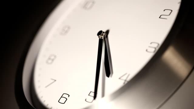 Time fast wall clock B      TI video