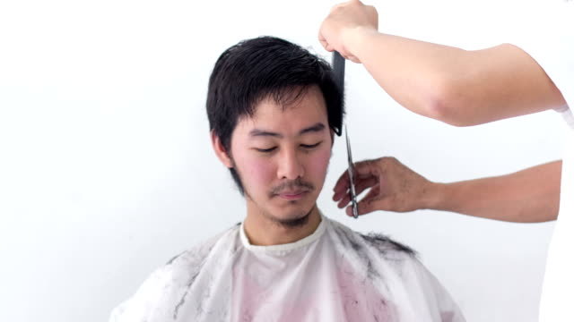 Time for Change, Makeover : Haircut Time lapse video