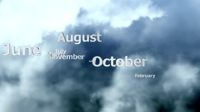 czas jest zaznaczenie - miesiąc filmów i materiałów b-roll