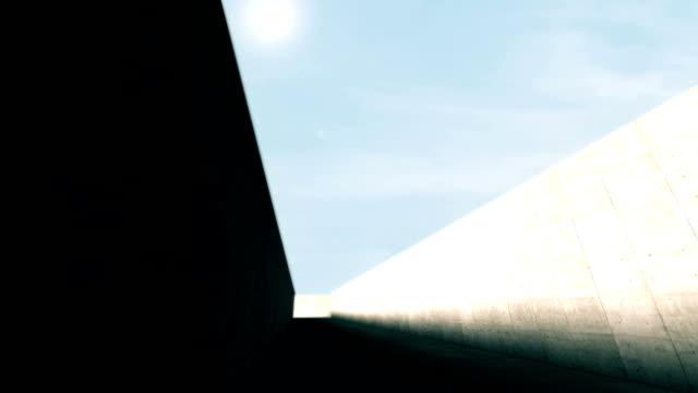 time lapse abstract shadow and sunlight - 影 個影片檔及 b 捲影像