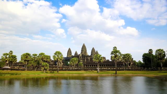 Time Lapse - Angkor Wat video