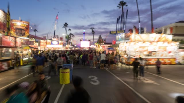 San Diego County Fair Stock Videos and Royalty-Free Footage - iStock