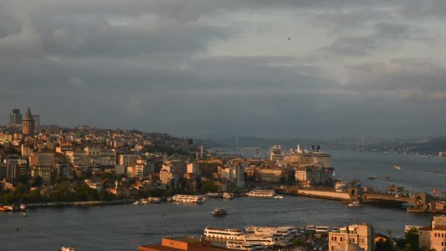 Zaman atlamalı, Istanbul'dan ek yük video