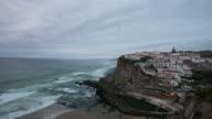 istock 4K Time Lapse : Azenhas do Mar village 530248050