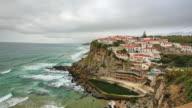 istock 4K Time Lapse : Azenhas do Mar village 530265194