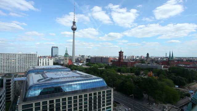 Time Lapse / Berlin video