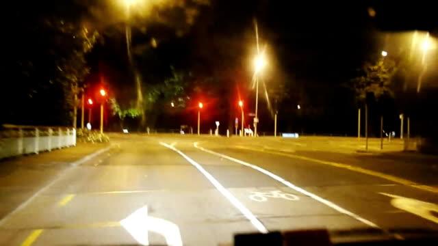 time lapse drive through christchurch video
