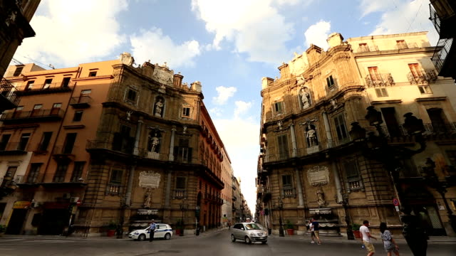 Time Lapse Four Corners, Piazza Vigliana