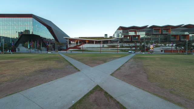 Time lapse from Tumbling park in Darling Harbour video