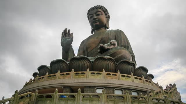 Time Lapse : Giant Buddha video