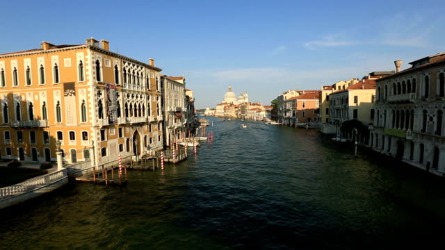 Time Lapse Grand Canal (Canale Grande) video