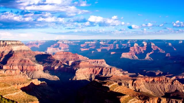 zeitraffer-grand canyon - grand canyon stock-videos und b-roll-filmmaterial