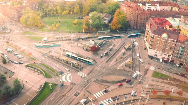 tidsfördröjning i göteborg sverige - gothenburg bildbanksvideor och videomaterial från bakom kulisserna