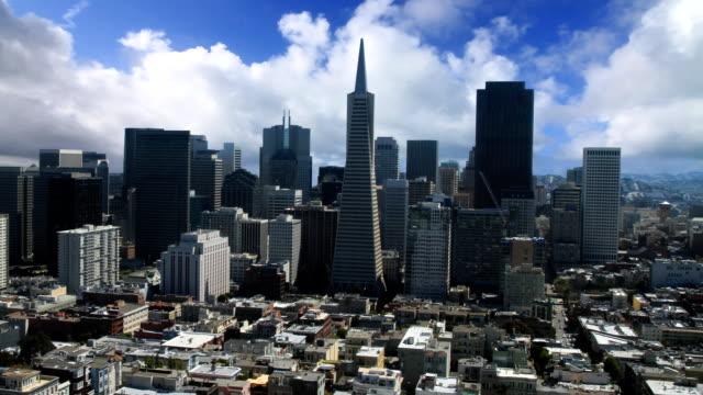 Time lapse of San Francisco video