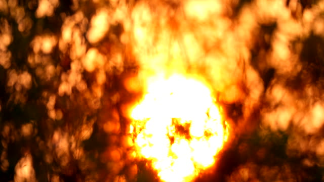 Time lapse of sunrise , scene of nature background Video Time lapse of sunrise , scene of nature background (4K) heat haze stock videos & royalty-free footage