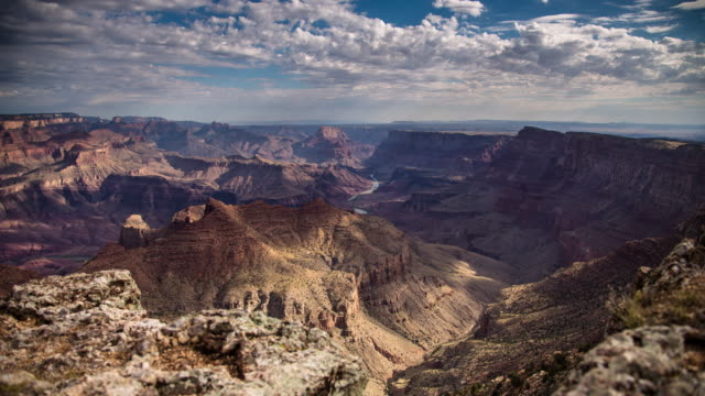 Time Lapse of the Grand Canyon from Navajo Point video