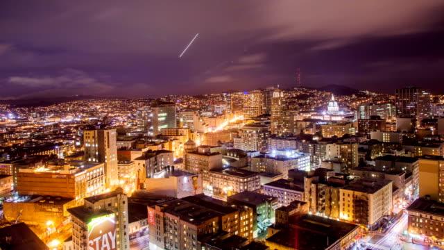 Time Lapse - San Francisco Downtown video