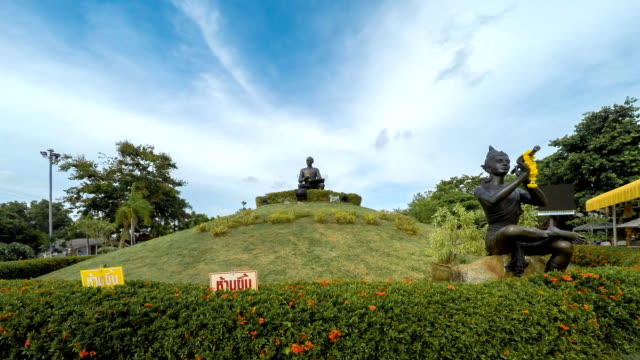 Time Lapse : The Statue of Sunthorn Phu video