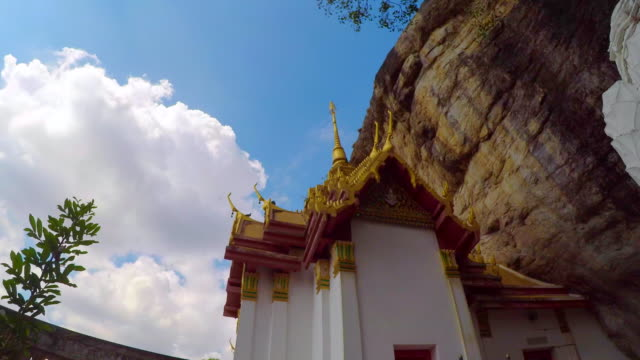 Time Lapse Wat Phraphutthachai Temple , Saraburi Province ,Thailand video