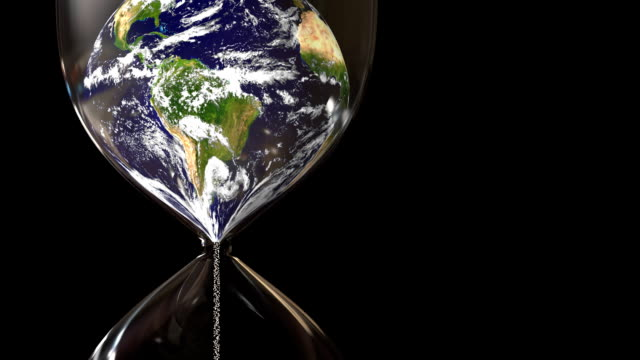 Time running out for Earth video