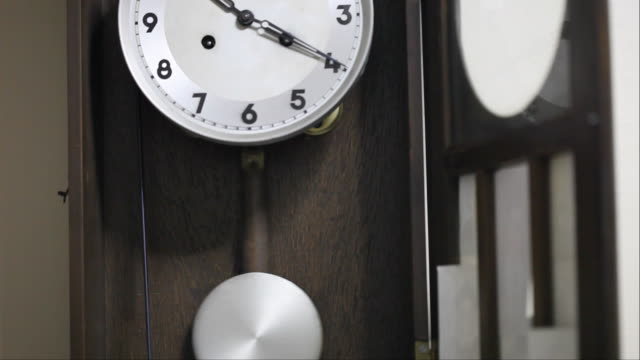 time wall clock detail wall clock stock videos & royalty-free footage