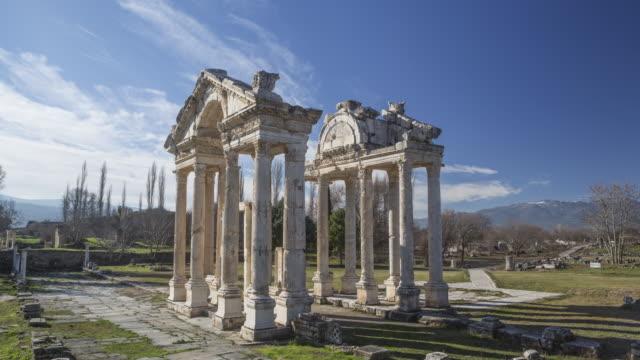 Time-Lapse Aphrodisias, Turkey video