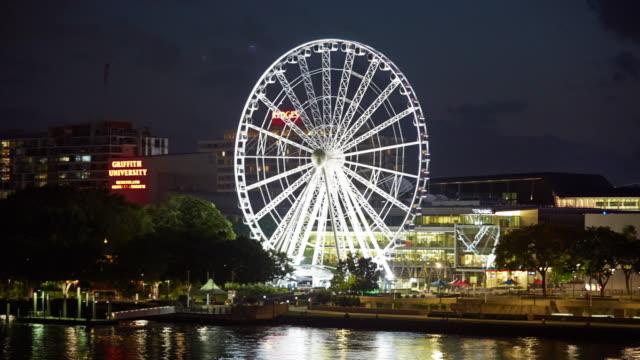 Timelapse Brisbane Wheel video