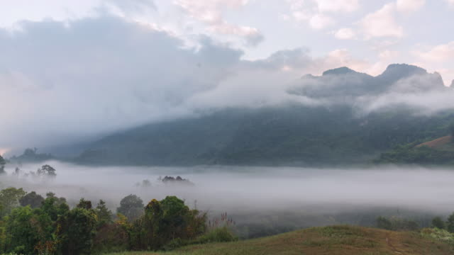 4K Time-lapse: Doi Luang Chiang Dao, Chiang Mai,Thailand video