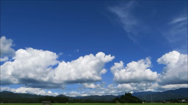 Timelapse in Japan Scenic timelapse in Japan. jp201806 stock videos & royalty-free footage