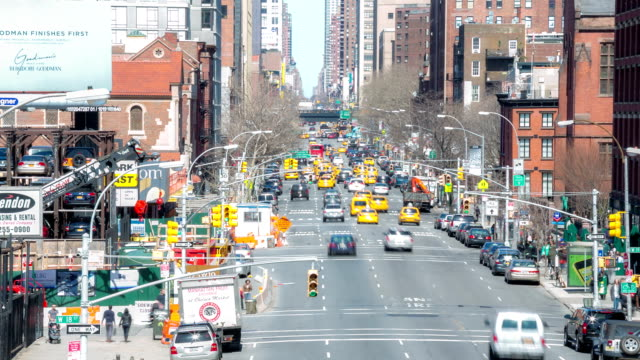 HD time-lapse: New York City video