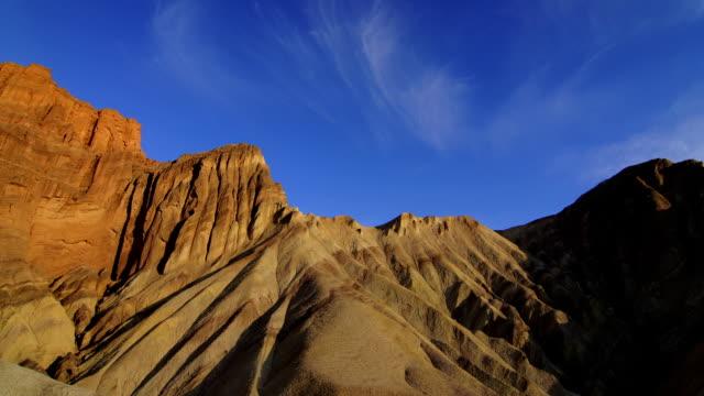 time lapse di canyon e tramonto - canyon video stock e b–roll