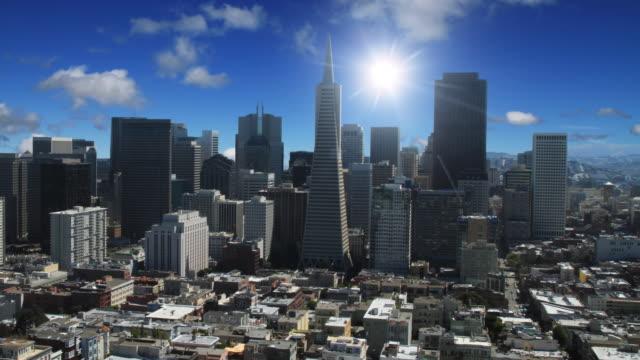Timelapse of San Francisco video