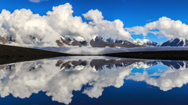 Timelapse Of Sichuan Timelapse Of Sichuan icecap stock videos & royalty-free footage