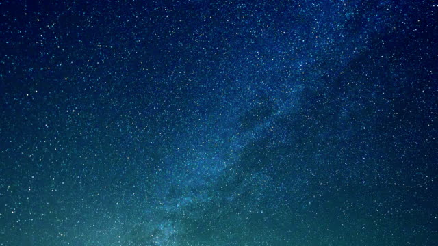 Time-lapse of Stars and Night Sky video