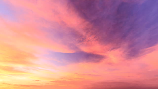 Timelapse Of The Sky Timelapse Of The Sky sunrise dawn stock videos & royalty-free footage