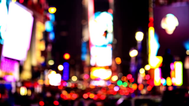 HD: Timelapse of Times Square, New York City video