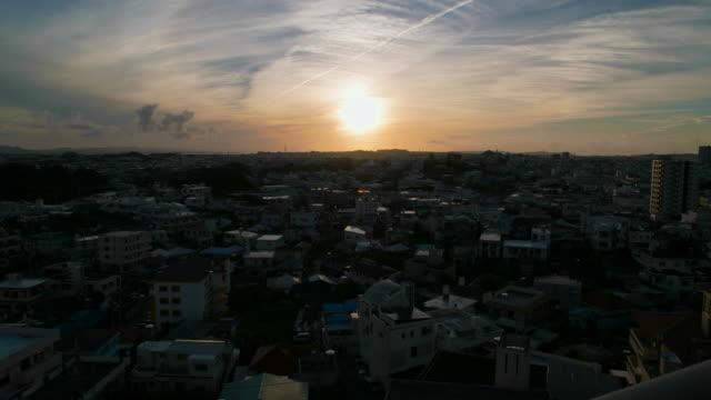 タイムラプス、日の出ます。 ビデオ