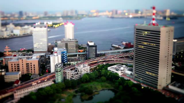 Time-Lapse Tokyo Bay Japan video