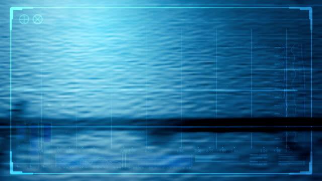timeline pan tech data 2 - timeline стоковые видео и кадры b-roll