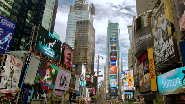 NEW YORK CITY - Times Square video