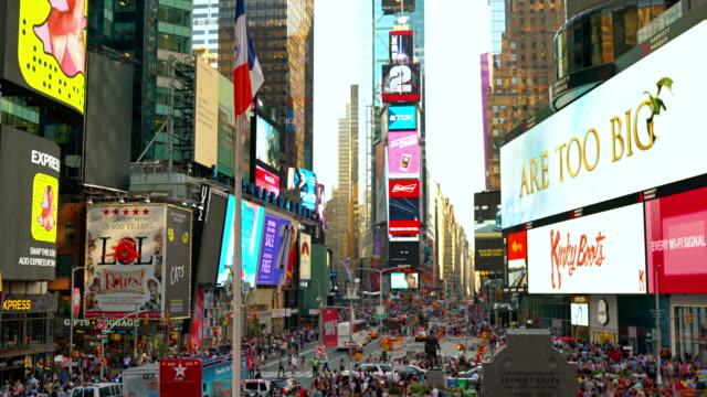 タイムズスクエア  - 広告点の映像素材/bロール