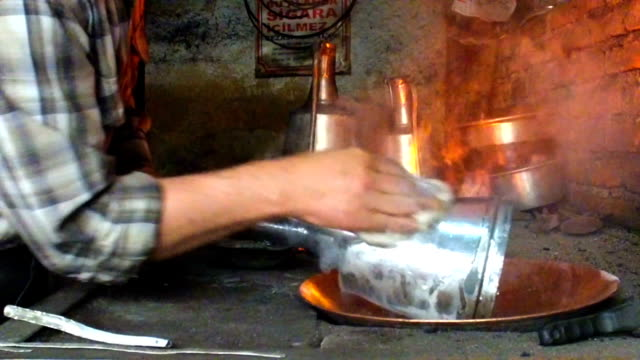 Tinsmith video