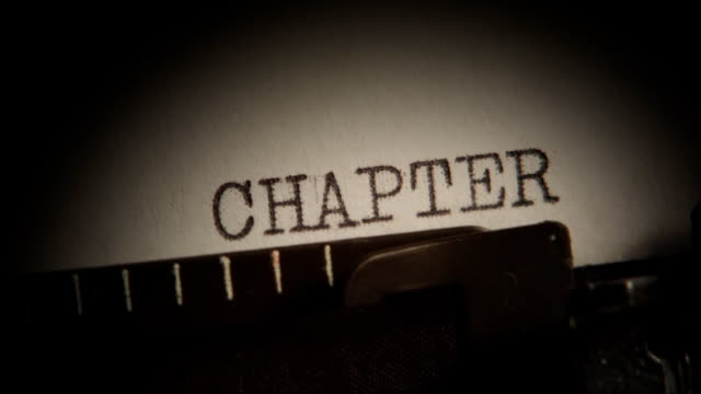 CHAPTER 9 to 10. Typing a book. video